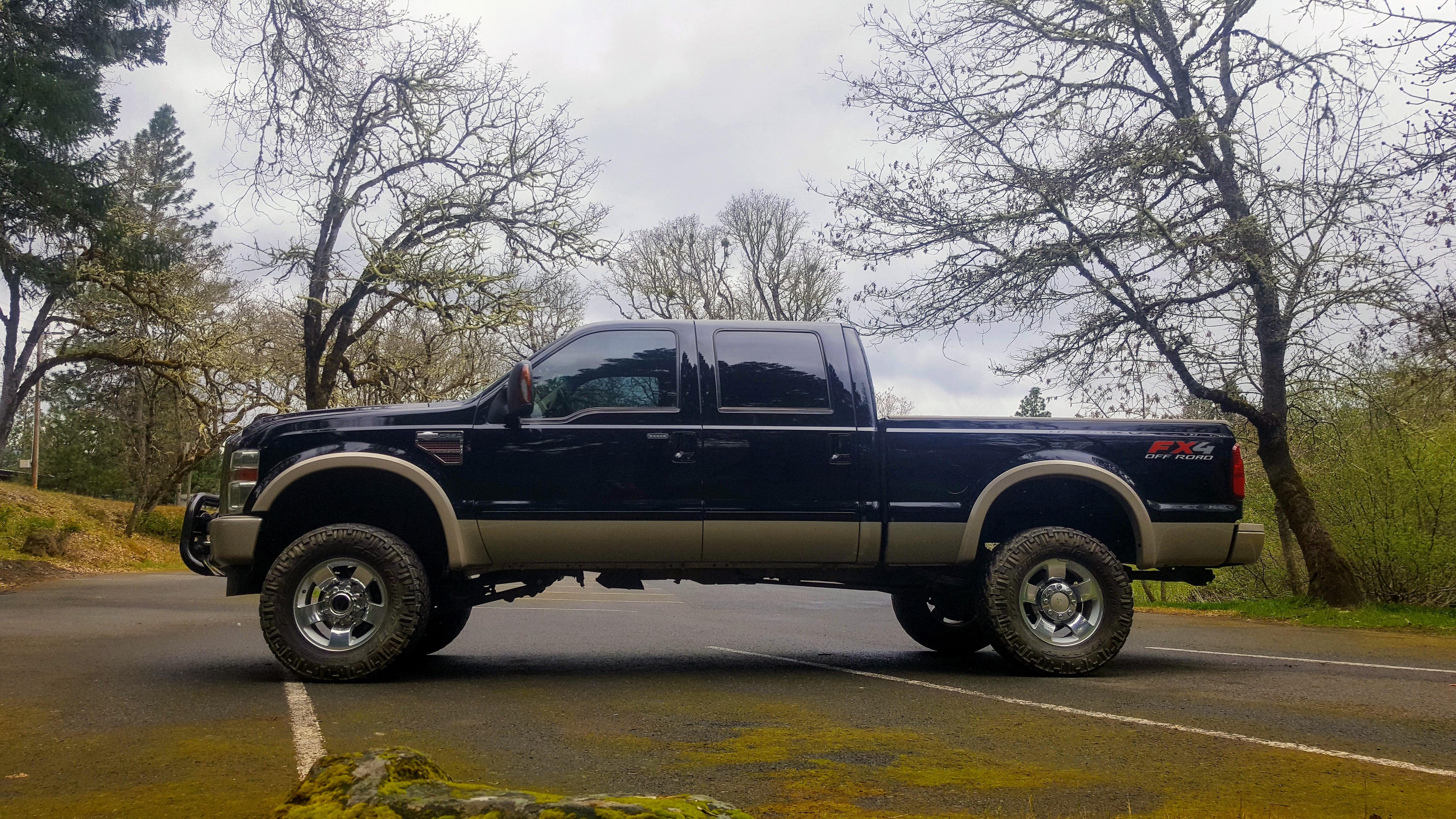 tdi automotive super king product ford img shmoo ranch duty