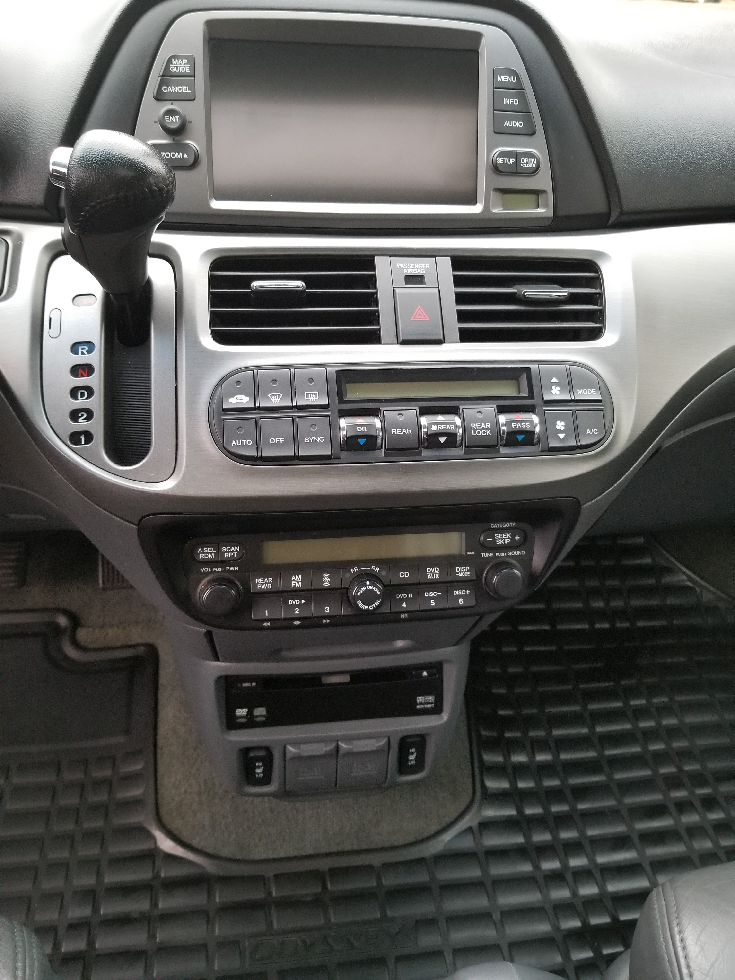 Sold 2006 Honda Odyssey Ex L Evolve Automotive Llc